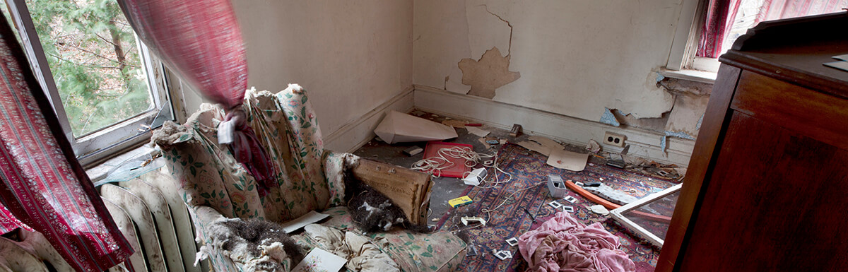 Read more about Have a Trashed House? Deal with Problem Tenants This Way